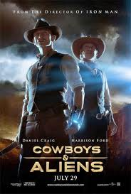 Cowboys and Aliens (Review)