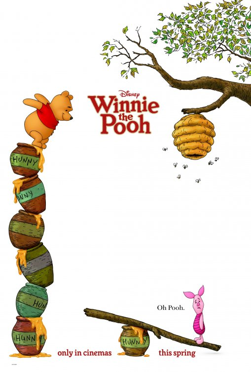 Winnie the Pooh (Review)