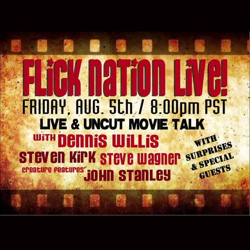 Flick Nation, Episiode 14: Flick Nation Live!