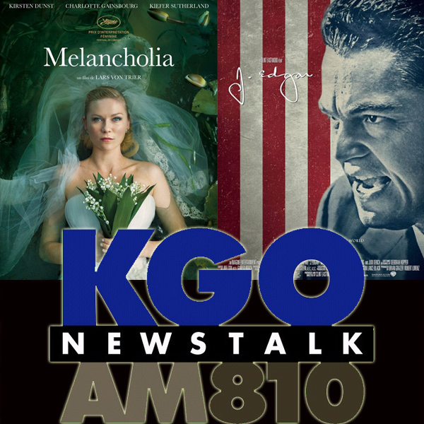 Dennis Willis Movie Reviews on KGO Radio – 11/11/11