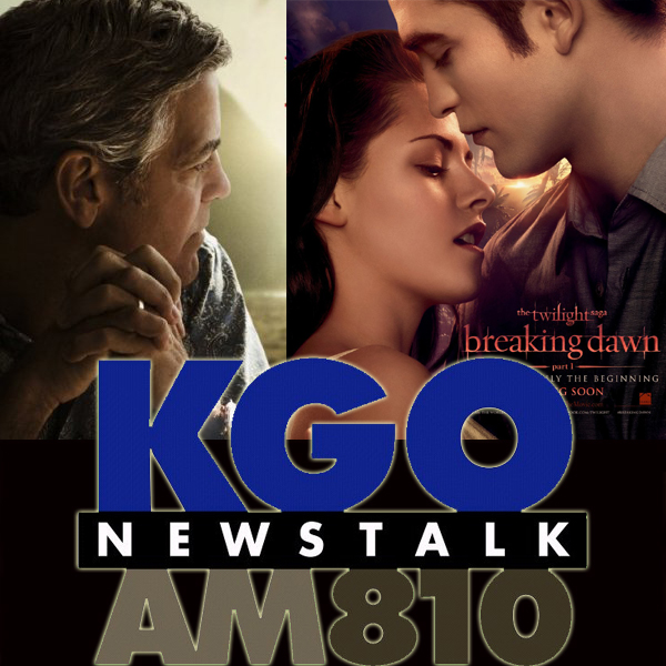 Dennis Willis Movie Review on KGO Radio – 11/18/11