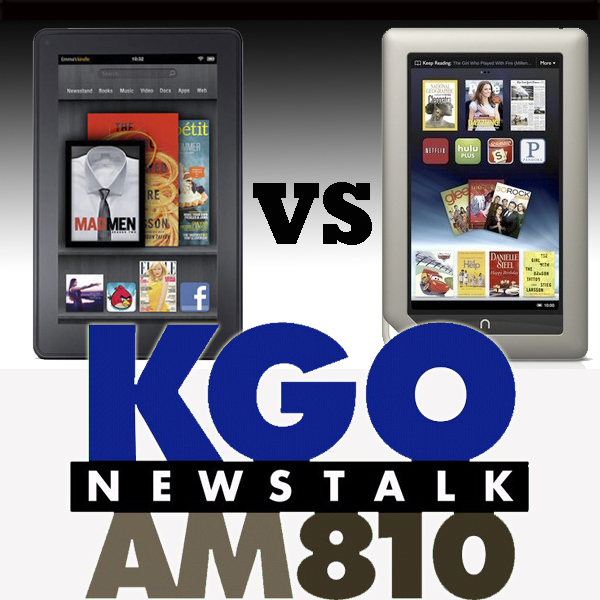 Holiday Movies and Gadgets on KGO Radio – 11/24/11