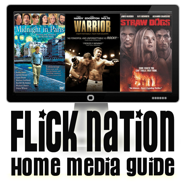 Flick Nation: Home Media Guide – 12/20/11