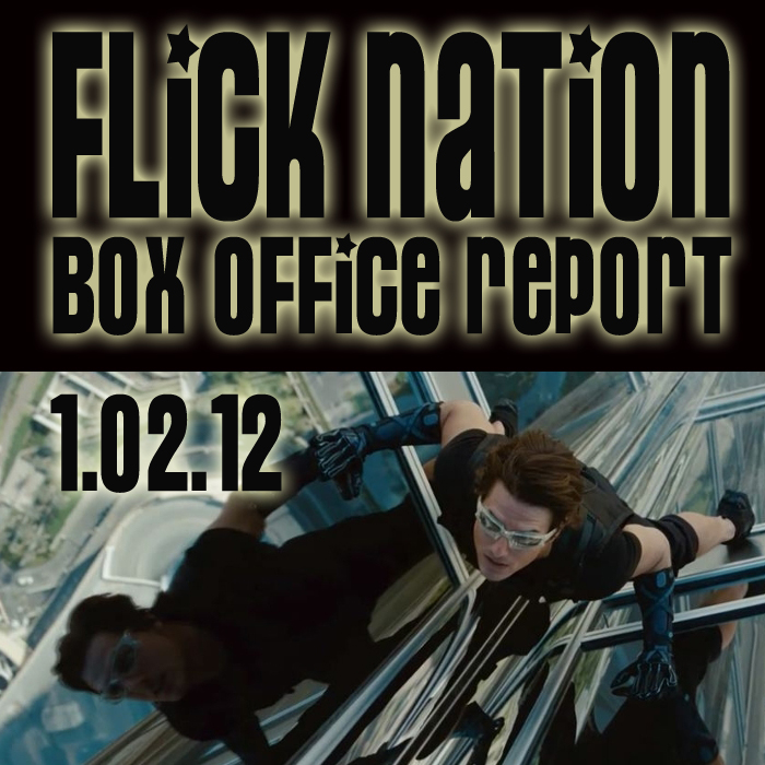 Flick Nation: Box Office Report – 1/02/12