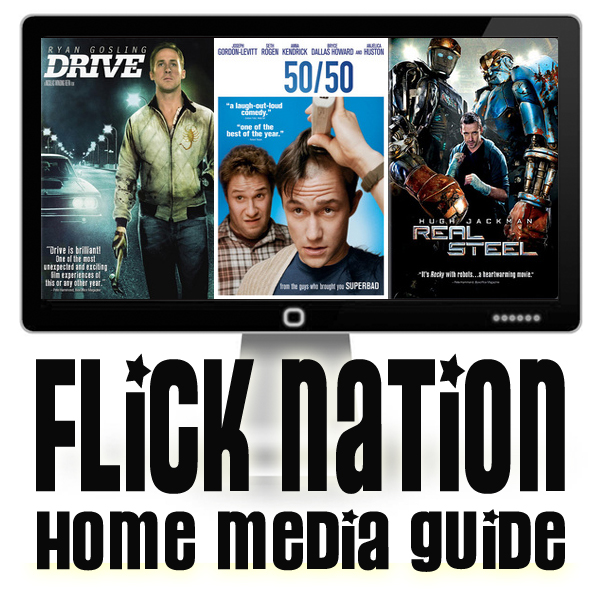 Flick Nation: Home Media Guide – 1/24/12