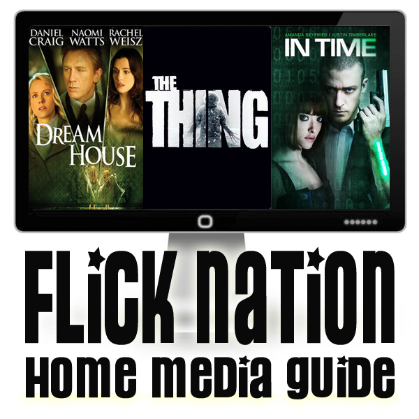 Flick Nation: Home Media Guide – 1/31/12