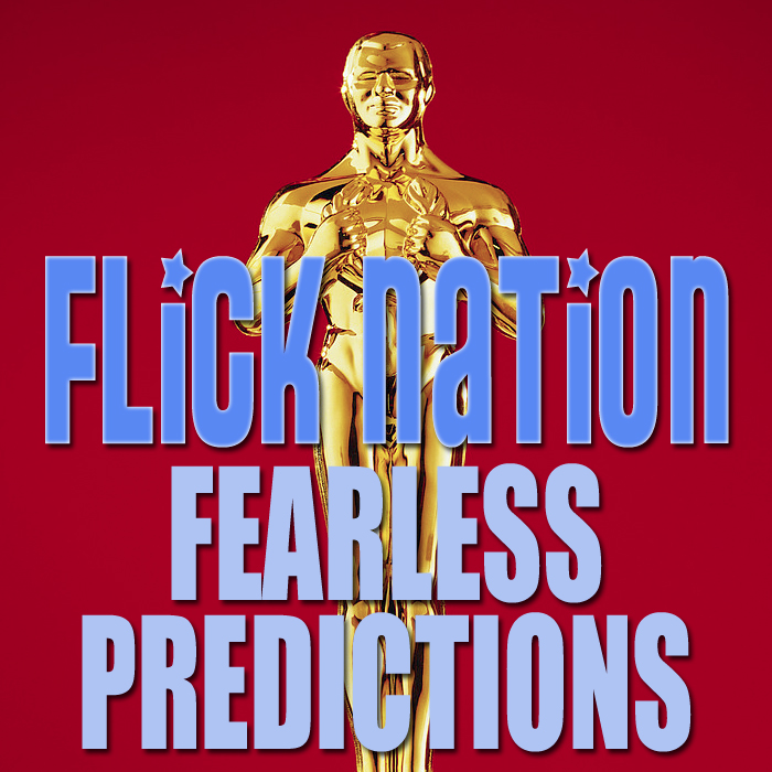 2013 Fearless Oscar Nomination Predictions – THE RESULTS!