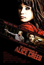 Disappearance of Alice Creed, The (Review)