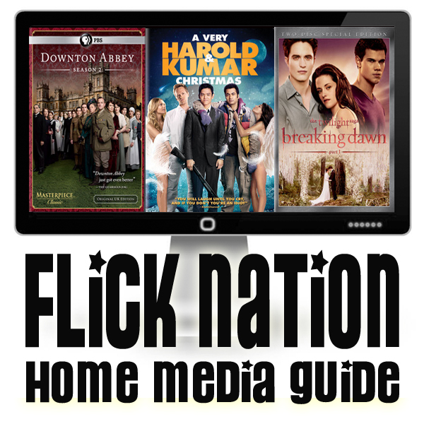 Flick Nation: Home Media Guide – 2/07/12