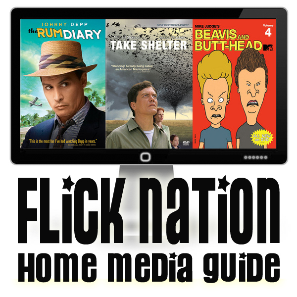 Flick Nation: Home Media Guide – 2/14/12