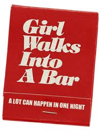 Girl Walks into a Bar (Review)
