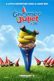 Gnomeo and Juliet (Review)
