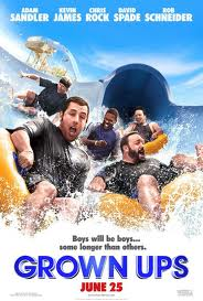 Grown Ups (Review)