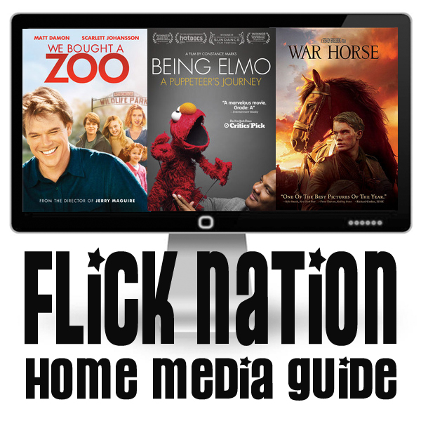 Flick Nation: Home Media Guide – 4/03/12