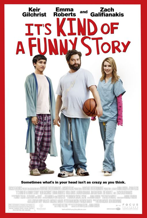 It's Kind of a Funny Story (Review)