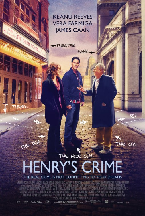 Henry's Crime (Review)