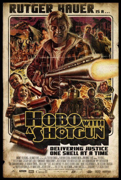 Hobo with a Shotgun (Review)