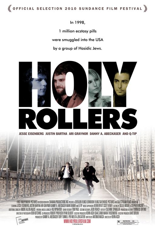 Holy Rollers (Review)