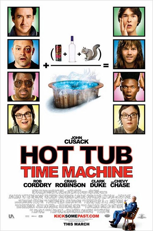 Hot Tub Time Machine (Review)