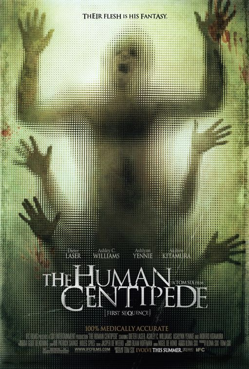 Human Centipede, The (Review)
