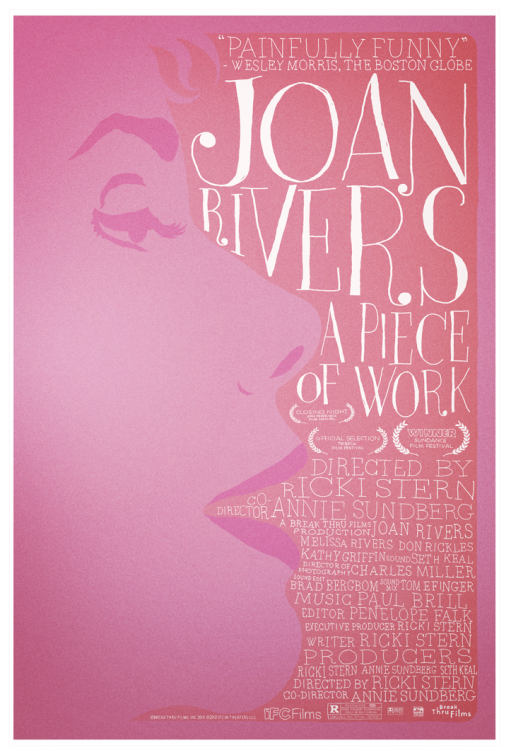 Joan Rivers: A Piece of Work (Review)