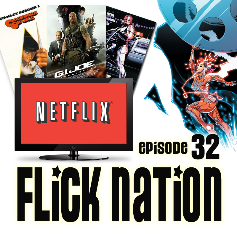 Flick Nation, Episode 32: To the Rescue!