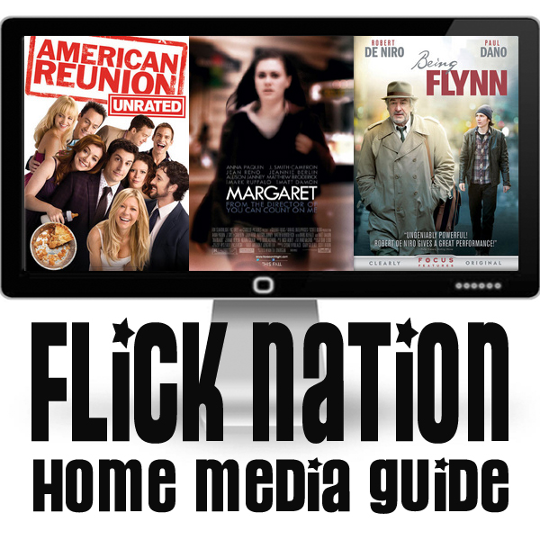 Flick Nation: Home Media Guide – 7/10/12