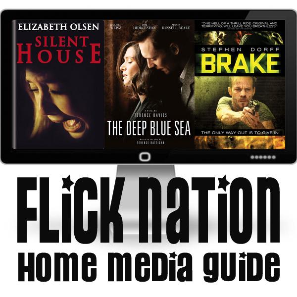 Flick Nation: Home Media Guide – 7/24/12