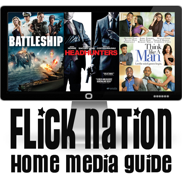 Flick Nation: Home Media Guide – 8/28/12