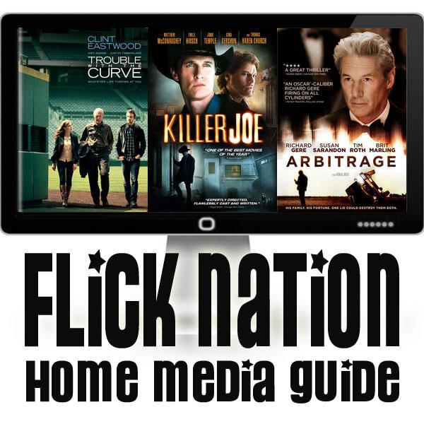 Flick Nation: Home Media Guide – 12/18/12