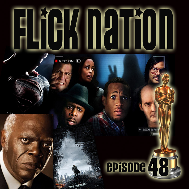 Flick Nation Radio, Episode 48: Oscar Unchained