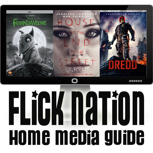 Flick Nation: Home Media Guide – 1/08/13