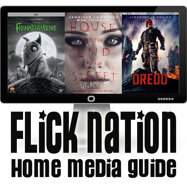 Flick Nation: Home Media Guide – 1/08/13