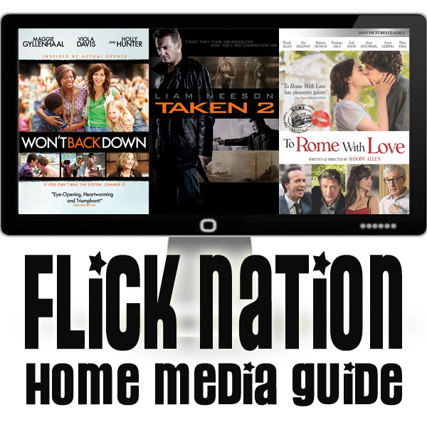 Flick Nation: Home Media Guide – 1/15/13
