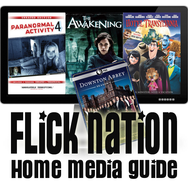 Flick Nation: Home Media Guide – 1/29/13