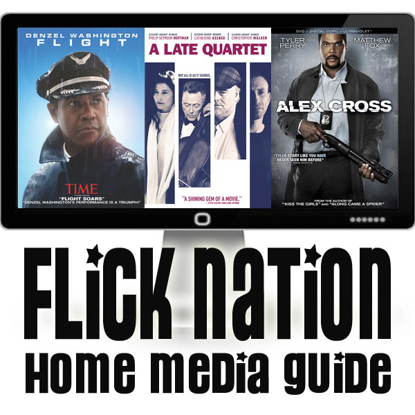 Flick Nation: Home Media Guide – 2/05/13