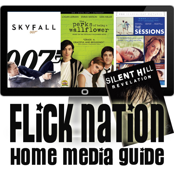 Flick Nation: Home Media Guide – 2/12/13