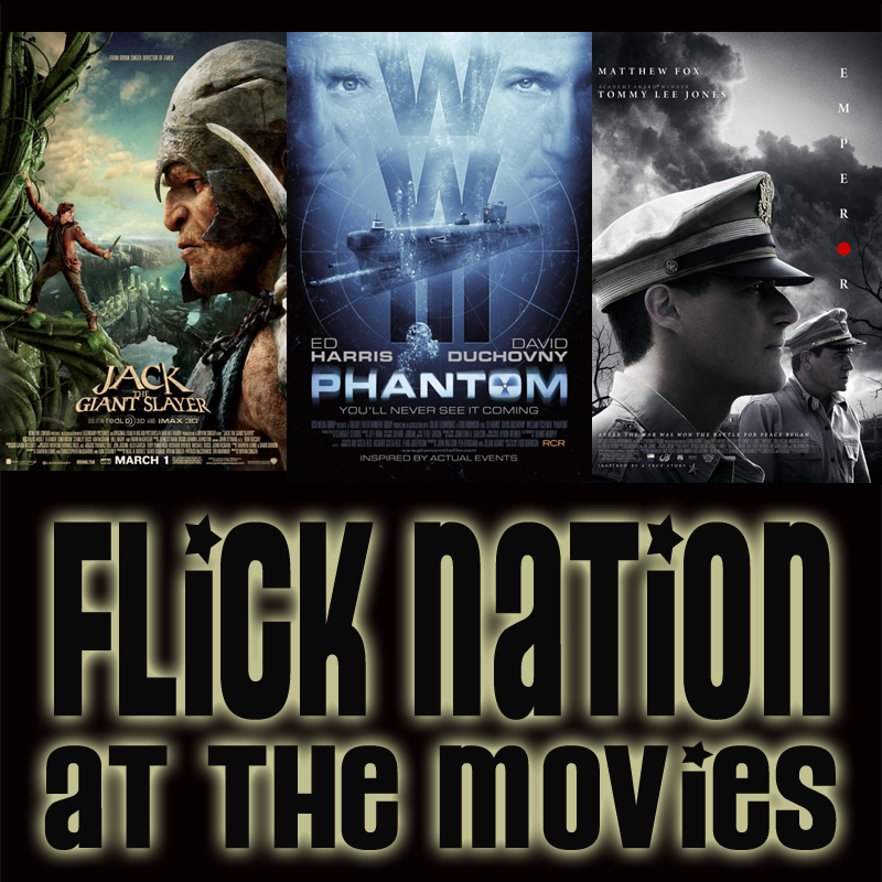 Flick Nation: At the Movies – 3/01/13