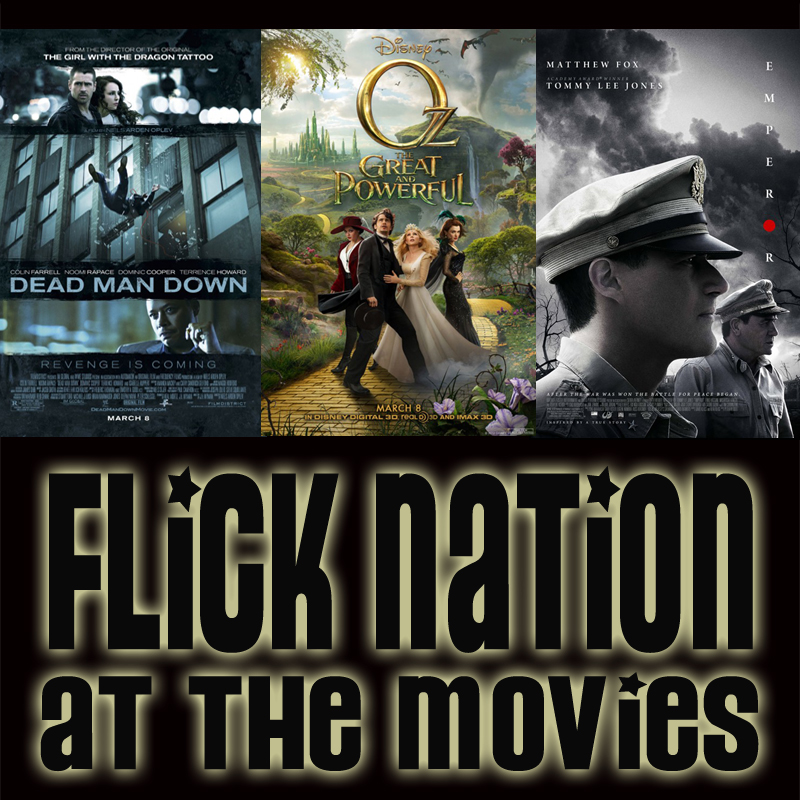 Flick Nation: At the Movies – 3/08/13