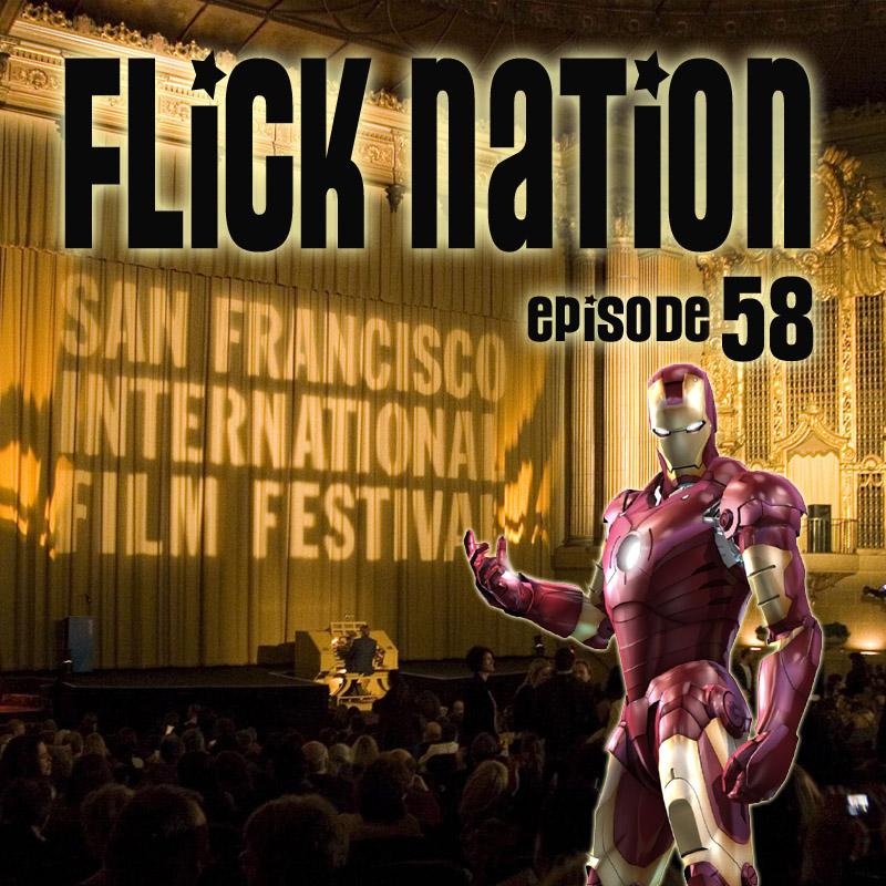 Flick Nation Radio, Episode 58: Cinemus Interruptus
