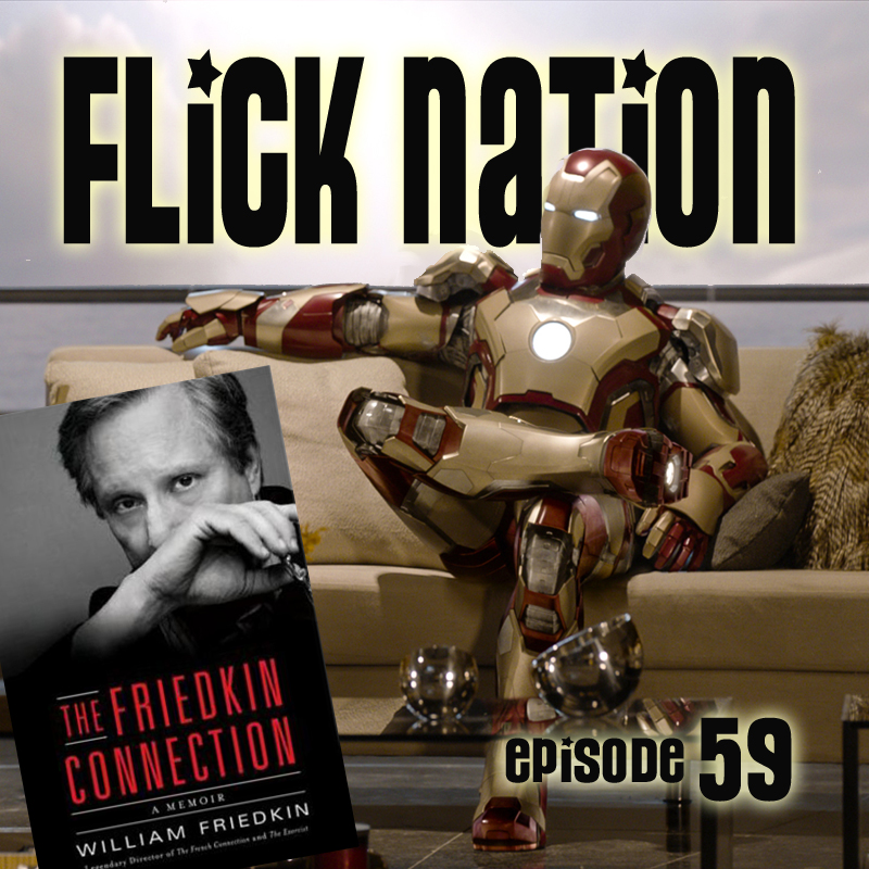 Flick Nation Radio, Episode 59: The Stark Connection