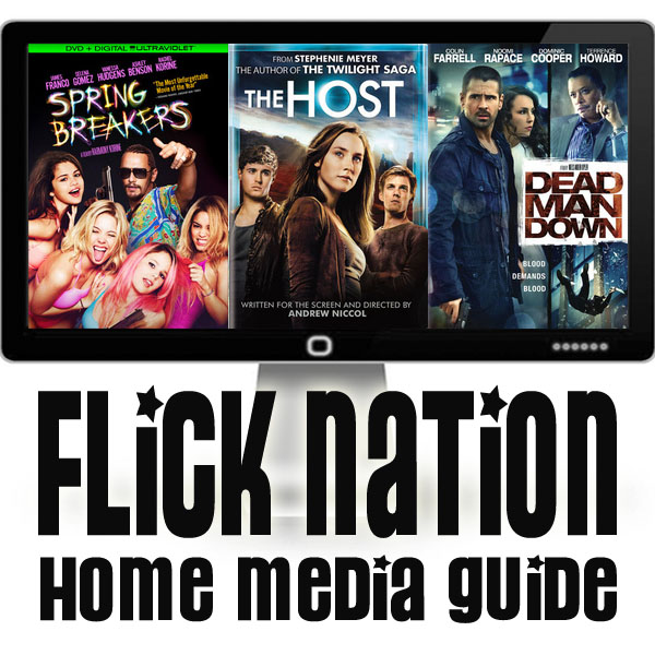 Flick Nation: Home Media Guide – 7/09/13