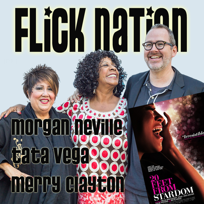 Flick Nation Interview: Twenty Feet from Stardom (Full Version)