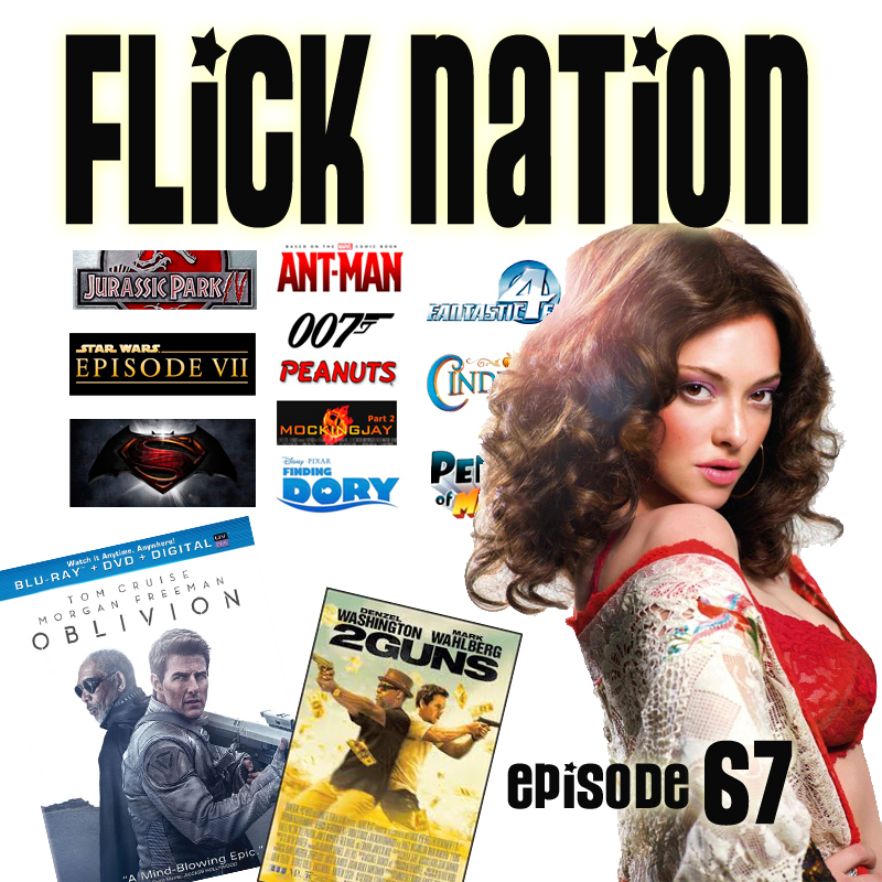 Flick Nation Radio, Episode 67: Living in Oblivion
