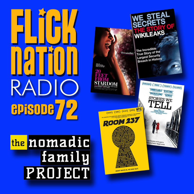 Flick Nation Radio, Episode 72: What's Up, Doc?