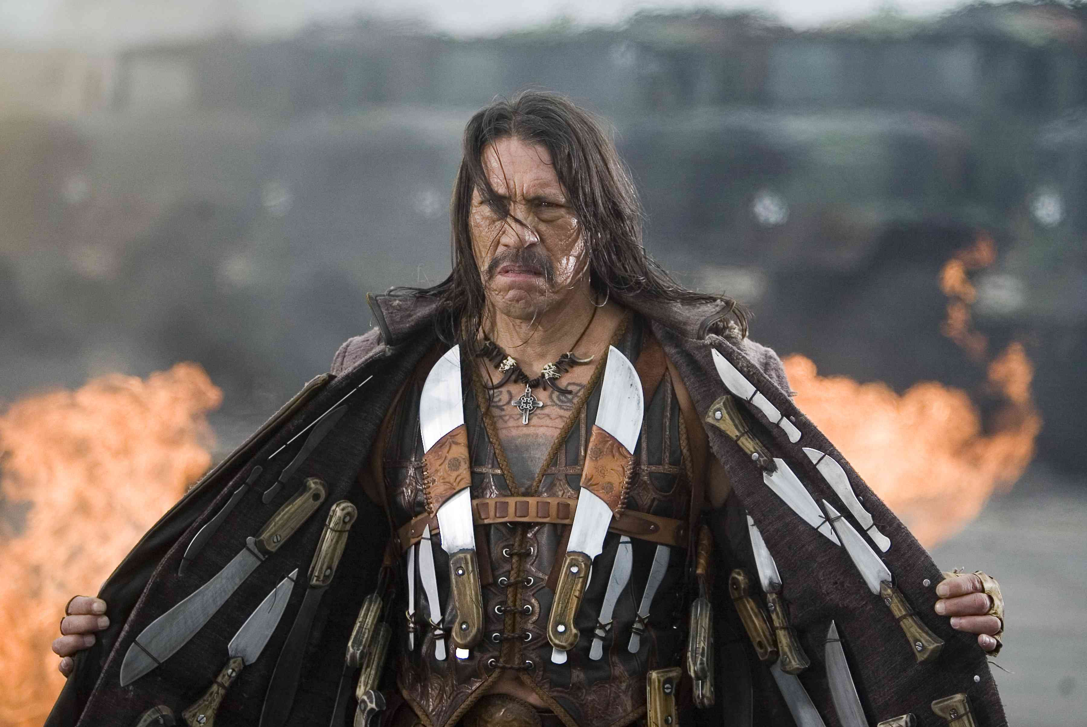 "EXCLUSIVE INTERVIEW: Danny Trejo, ""Machete Kills"""
