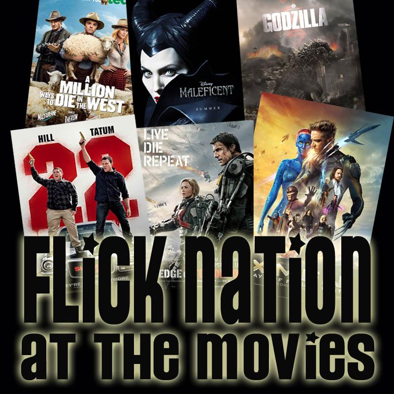 Flick Nation: At the Movies – 5/09/14