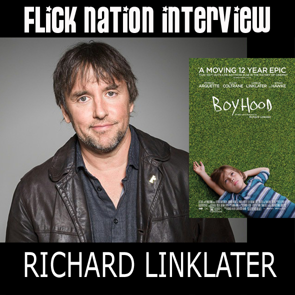 Interview: Richard Linklater (Boyhood)