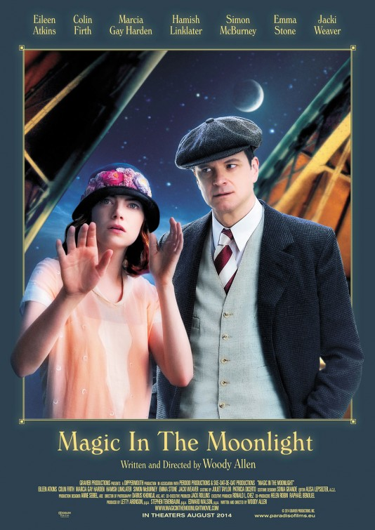 Review: Magic in the Moonlight (2014)