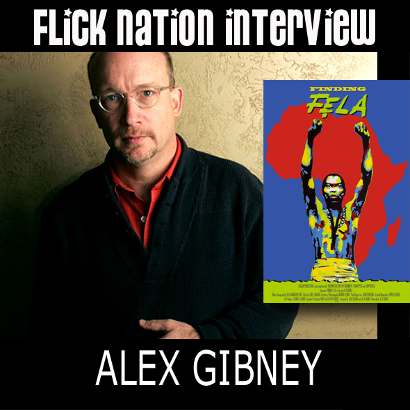 Interview: Alex Gibney (Finding Fela)